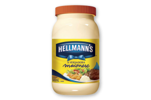 Maionese Hellmanns Pote