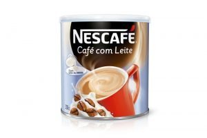 Cafe Com Leite Nescafe